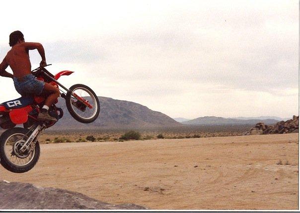 rich stunt